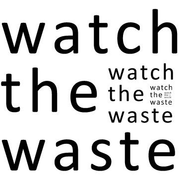 watch the waste - portail dobservation des déchest en mer